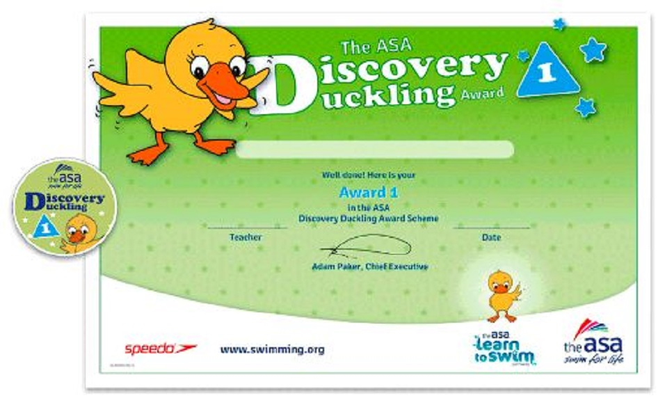Discovery Duckling
