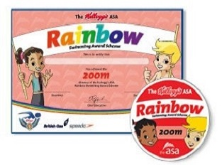 Rainbow Distance Award
